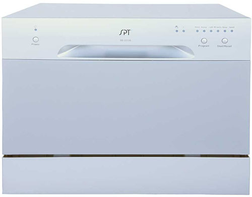 3. SPT SD-2213S Countertop Dishwasher