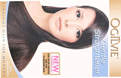 4. Ogilvie Gentle Straightener