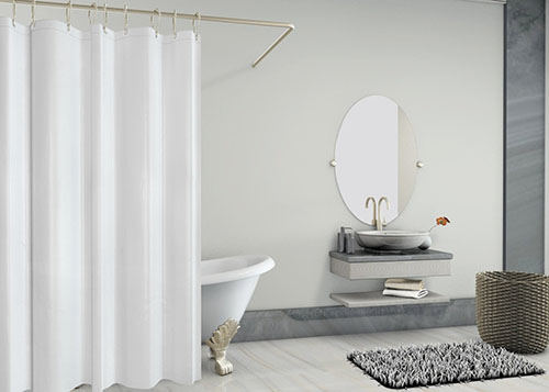 Top 10 Best Shower Curtain Liners 2017 Reviews