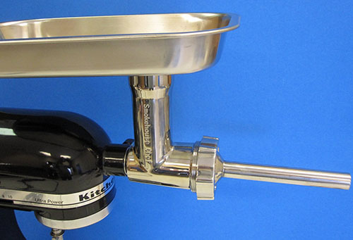 9. KitchenAid Mixer Meat Grinder Food Chopper