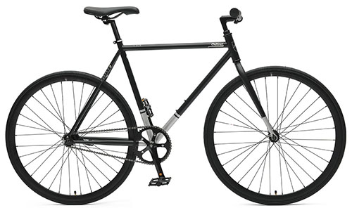 5. Critical Cycles Harper Commuter Bike with Foot Brake