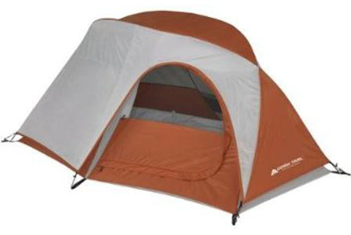 2. Ozark Trail 1 Person Backpacking Tent
