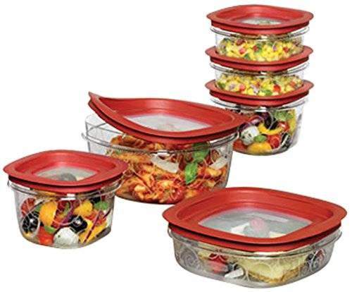 9. Rubbermaid Premier food storage
