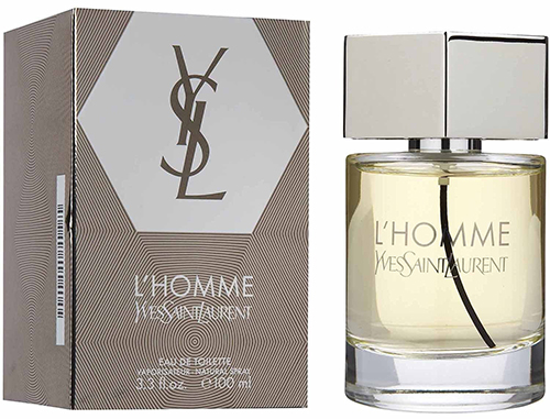 7. L'homme Yves Saint Laurent By Yves