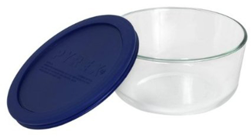 10. Pyrex 4 Cup Storage