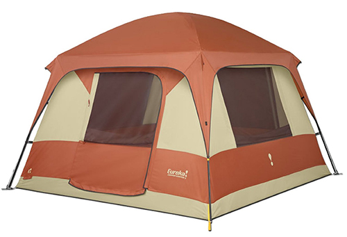 9. Eureka Copper Canyon 6 Tent