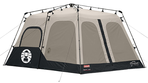 10. Coleman 2000018295 8-Person Instant Tent