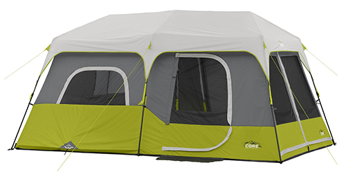 1. CORE 9 Person Instant Cabin Tent
