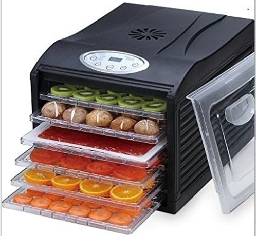 TOP 10 BEST DIGITAL FOOD DRYER & DEHYDRATOR MACHINE REVIEW UK