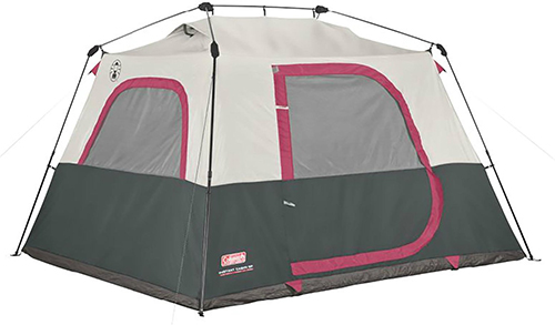 7. Coleman Waterproof 6-Person