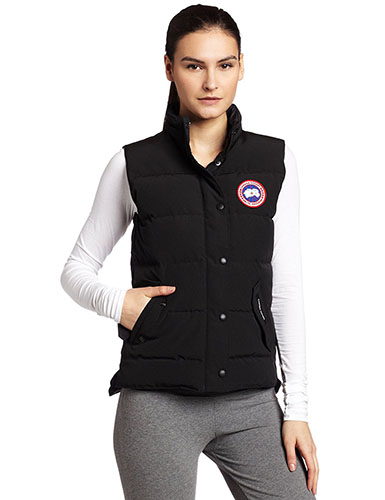 7. Goose Women's Freestyle Vest