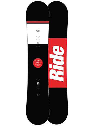 1. Ride men's agenda snowboard board