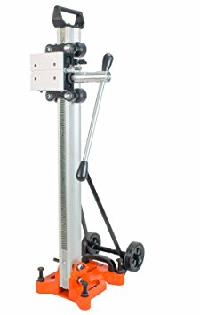 8. Diamond Core Drill Rig Stand Quick Adjustable Angle