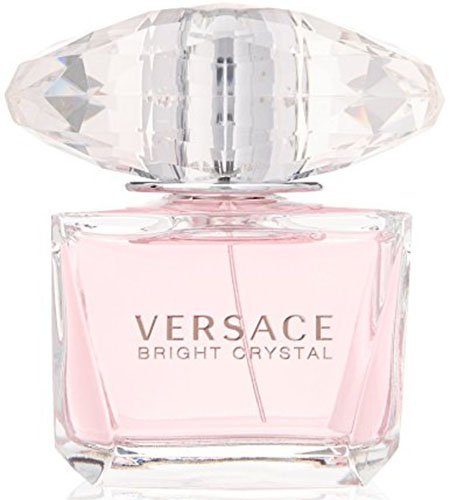 5. Versace Bright Crystal spray for women