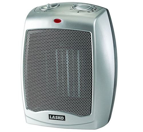 8. Lasko 754200 Ceramic Heater