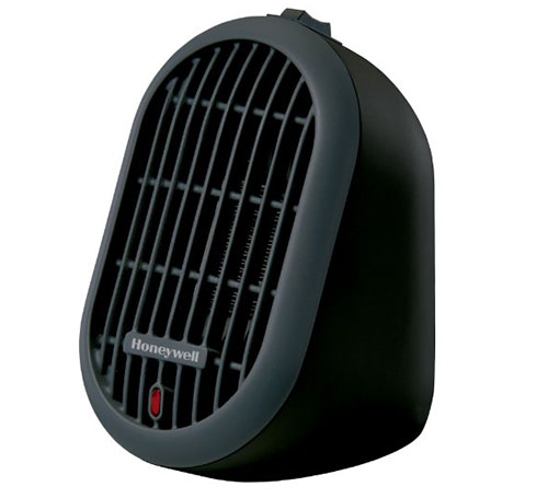 5. Honeywell HCE100 Heat Bud Ceramic Portable-Mini Heater