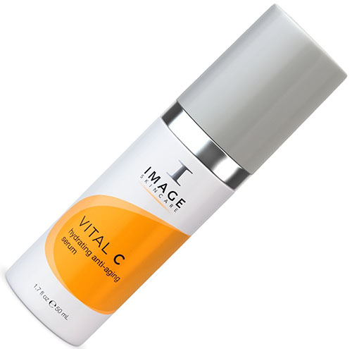 1. IMAGE Skincare Vital C Anti Aging Serum (1.7 Fluid Ounce)