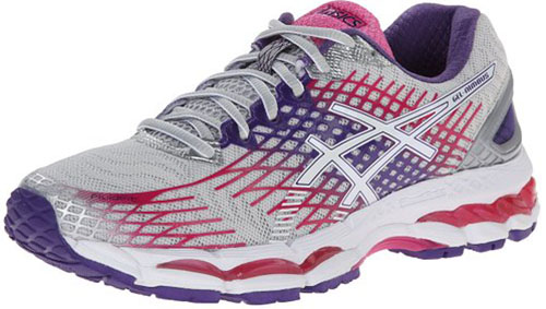 1. ASICS Women's GEL-Nimbus 17 Running Shoe