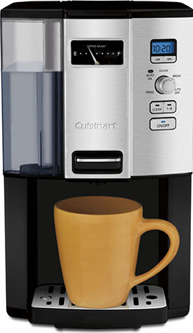 3. Cuisinart DCC-3000 coffee –on-demand 12 cup coffee maker.