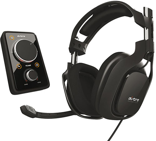 3. Astro Gaming A40 Wireless System | Black