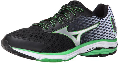 8. Mizuno Men's Wave Rider 18 Running Shoe