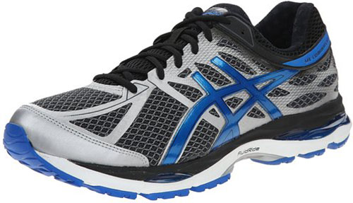 5. ASICS Men's GEL Cumulus 17 Running Shoe