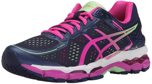 7. ASICS Women's GEL-Kayano 22 Running Shoe