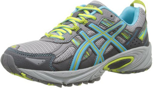 4. ASICS Women's GEL-Venture 5 Running Shoe