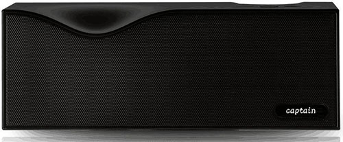 7. Captain Wireless Bluetooth Speaker