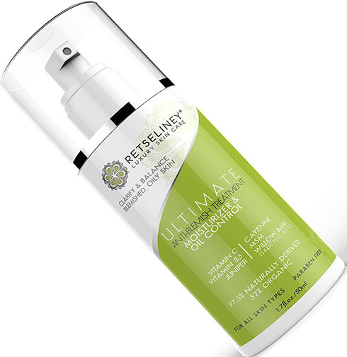 7. Retseliney Best Acne Treatment Moisturizer Cream & Oil Control