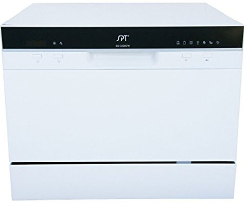 9. SPT SD-2224 DW Countertop Dishwasher