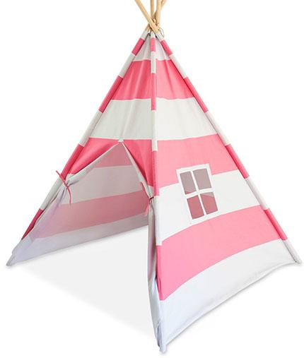 1. Tiny Hideaways Premium Kids Teepee Tent