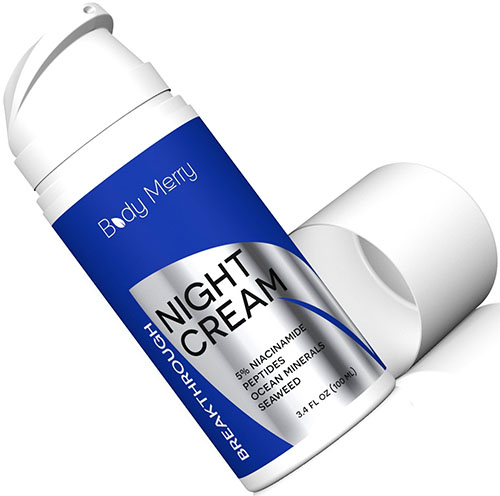 2. Body Merry Breakthrough Night Cream