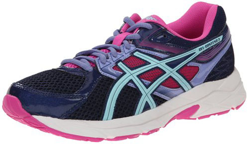 3. ASICS Women's GEL-Contend 3 Running Shoe
