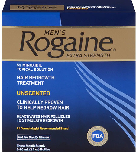 5. Men Hair Regrowth Treatment