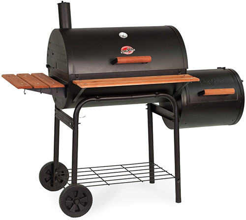 5. Char-Griller 1224 Smokin Charcoal Grill