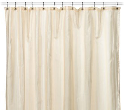 Croscill Fabric Shower Curtain Liner