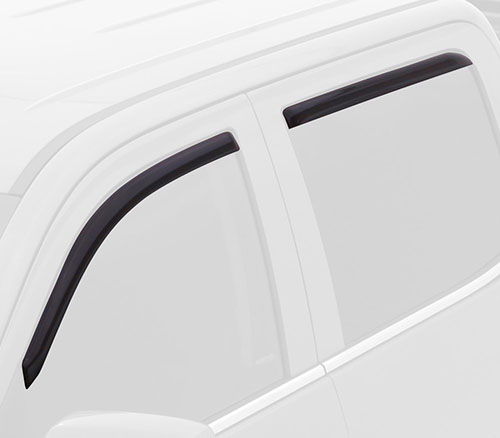 10. In-Channel Ventvisor Window Deflector