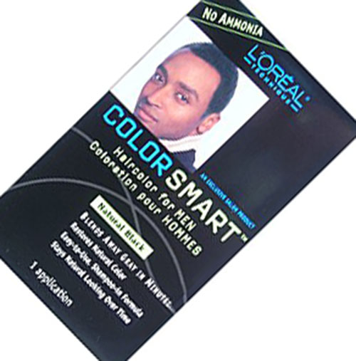 9. LOREAL Color Smart Haircolor for Men