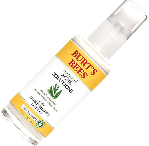 2. Burt's Bees Natural Acne Solutions