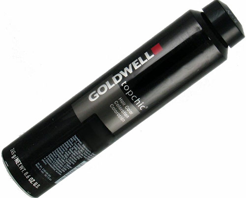 6. Goldwell Topchic Hair Color Coloration
