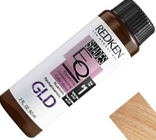 8. Redken Shades EQ Color Gloss, 09GB Butter Cream