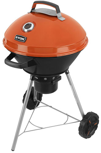 10. STok Drum Charcoal Grill (SCC0070N)