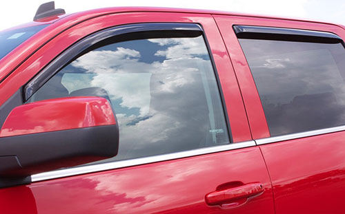 2. Auto Ventshade In-Channel Ventvisor Window Deflector