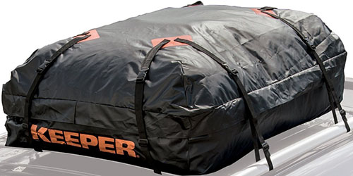 1. Keeper Roof Top Cargo Bag