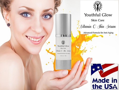 10. BEST Vitamin C Serum for face, eyes and skin