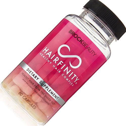 4. Brock Beauty Hairfinity Healthy