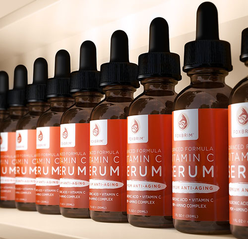 4. Foxbrim Vitamin C Serum