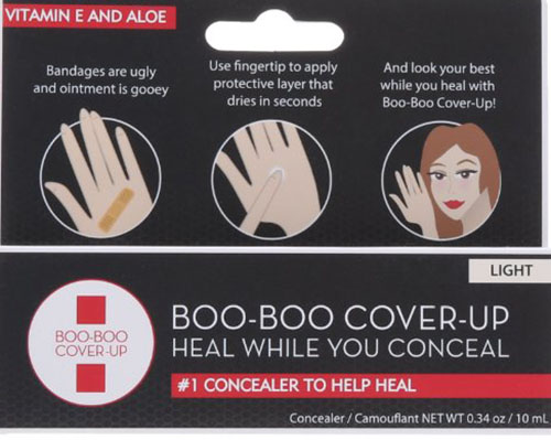 7. Boo-Boo Cover-Up Concealer