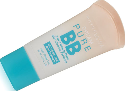 2. Maybelline New York Dream Pure BB Cream Skin